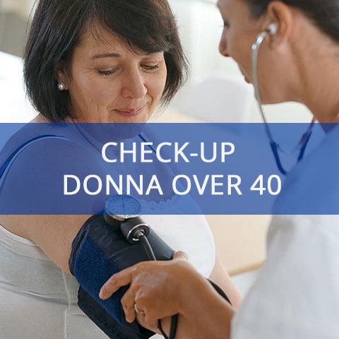 Check-up Donna Over 40