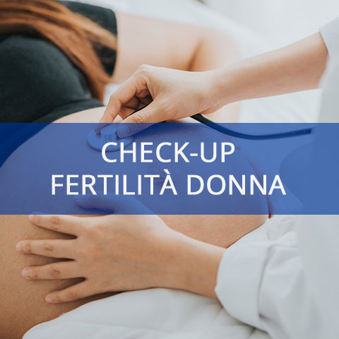 Check-up Fertilita Donna