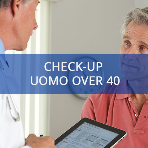 Check-up Uomo over 40