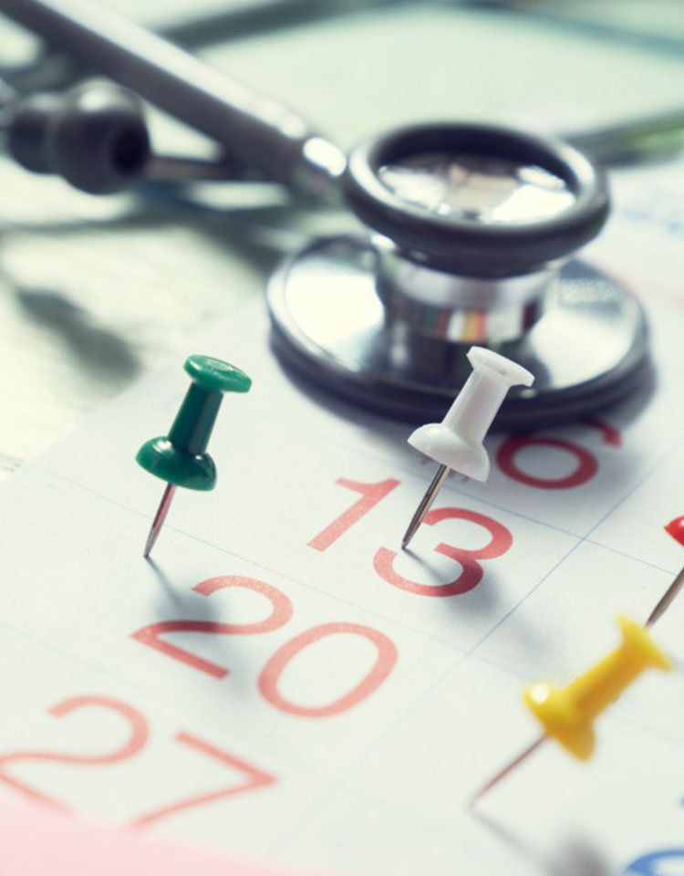 Come prepararsi al check-up medico
